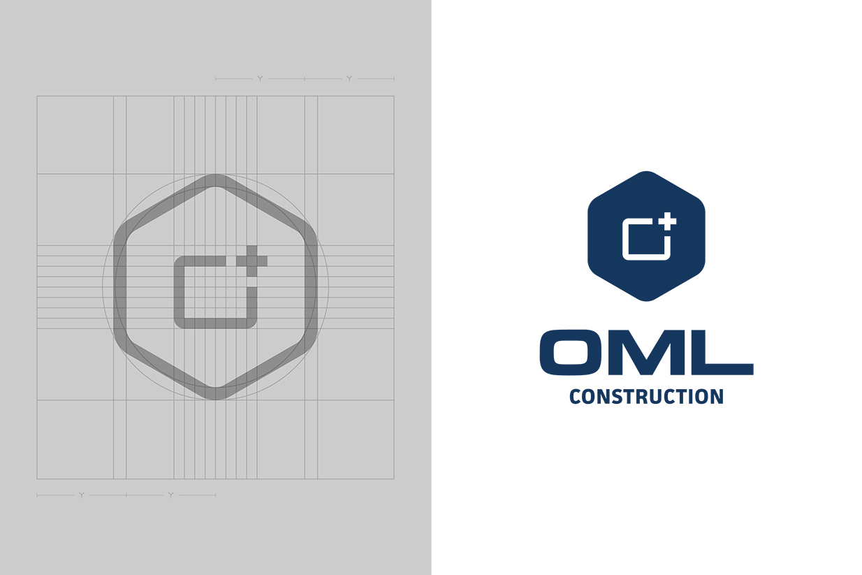 Showcase OML Construction Identity Symbol Grid